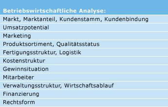 Tabelle Methodik 1