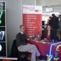 Hayat Werbeagentur Fousiye Maarouf auf der deGut 2012